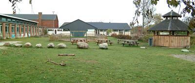 SFOs udendørs aktivitetsplads