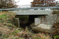 Værkevad bro over Vigersdal å